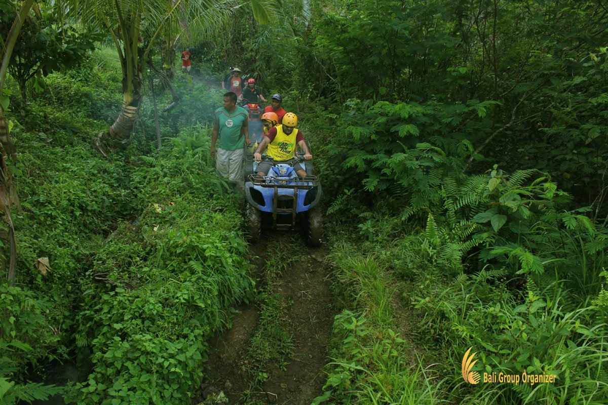treasure hunt, atv, riding, track