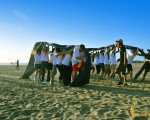 bali, beach, team building, games, bulldozer