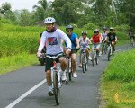 bali, cycling, adventures