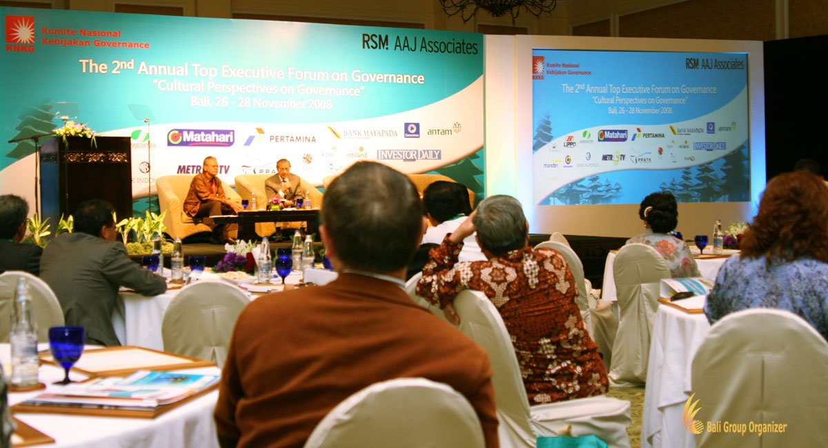 Bali Incentive Group Meeting Tours