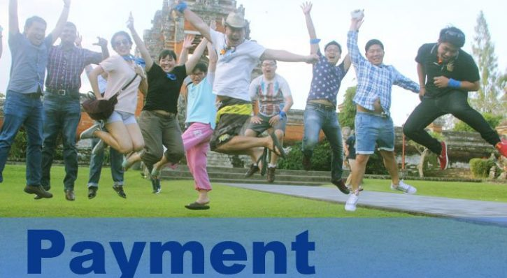 Bali Group Organizer Payment Policy