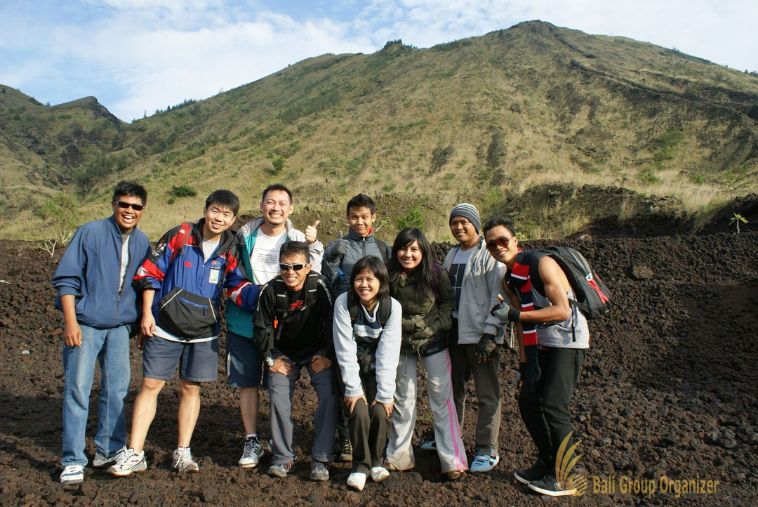 ACSI International School, Singapore, Batur Mount, Hiking, Climbing