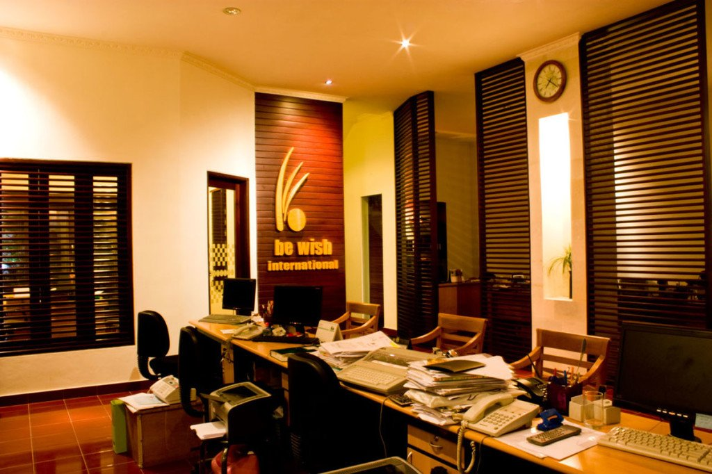 bali, group, organizer, staff, office, inside