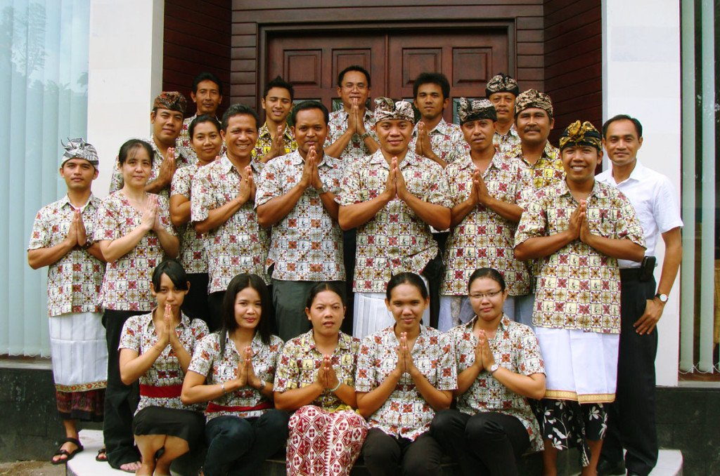 bali, group, organizer, staff, office