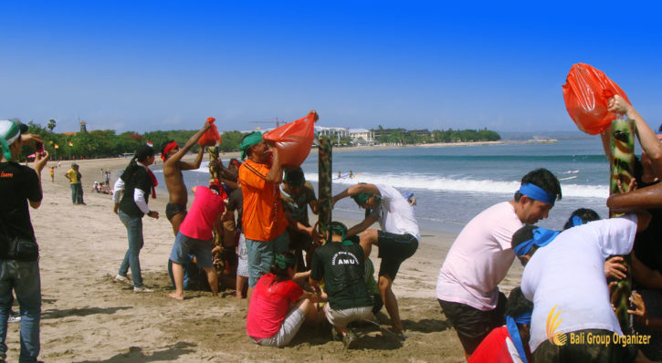 Bali Beach Team Building – Fun Games