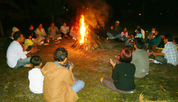 Bali Bonfire Outdoor Activities