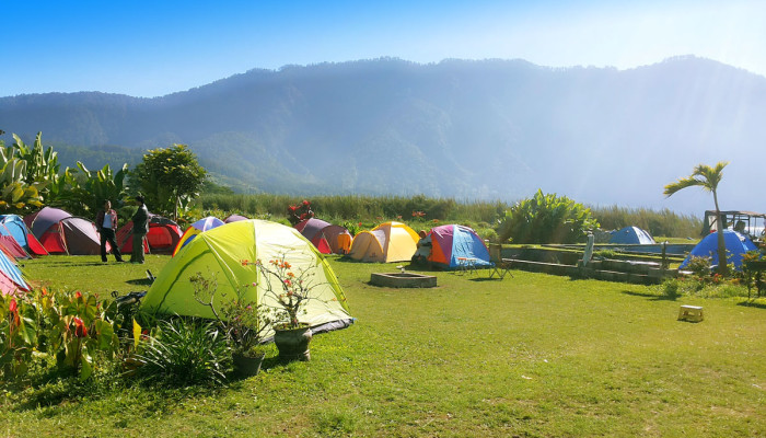 Bali Camping Ground