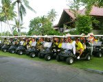 bali, golf, cart, tournament
