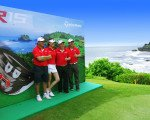 bali, tanah lot, golf, tournament