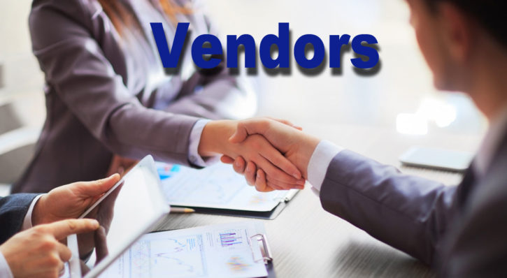 Vendors –  Partners Policy