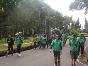 Astra Zeneca, Garden Team Building, Team Building, Face to Fare Theme, Bali Tree Top Adventures Game, Fun Games, Education Games, Group Event, Bedugul, Bali