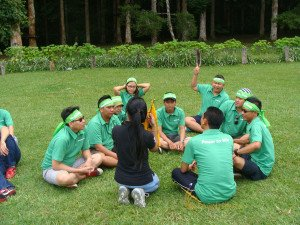 Astra Zeneca, Garden Team Building, Team Building, Ice Breaking Games, Face to Fare Theme, Bali Tree Top Adventures Game, Fun Games, Education Games, Group Event, Bedugul, Bali