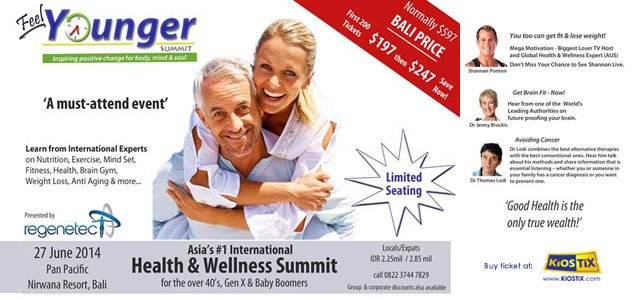 Feel Younger Summit, Publication