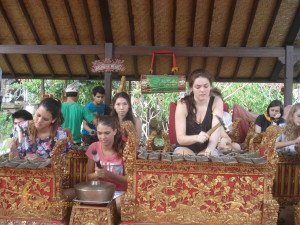 Alice Smith School, Balinese Culture Lesson, Gamelan Lesson