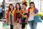 bali, airport, bali airport, bali international airport, arrival, services, welcome, flower, girls