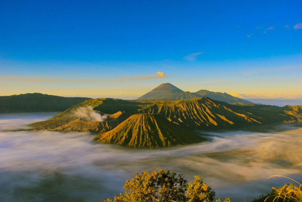 bali tours sightseeing bromo, mount, java, island