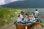 bali, traditional, boat, race, team. building