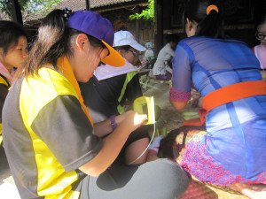 Fairview International School, Bali Education Trip, Balinese Culture, Offering Session, Bali