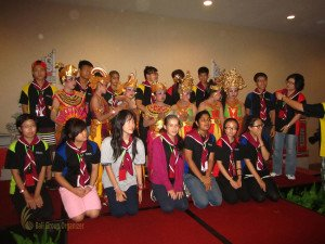Fairview International School, Bali Education Trip, Balinese Dance Group Photo, Photo Session, Bali