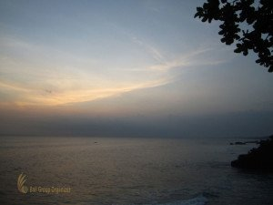 Fairview International School Bali Education Trips Bali Tanah Lot Temple Sunset Panorama