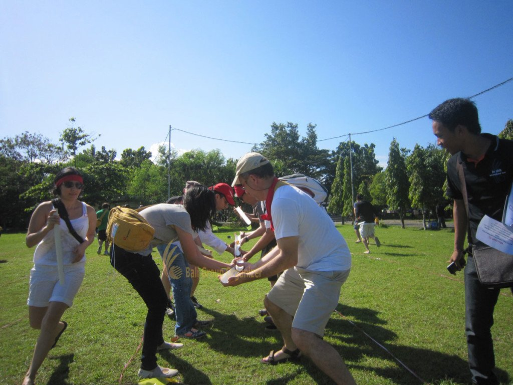 Faronics Corperation, Garden Team Building, Team Building, Fun Games, Education Games, Amazing Race Games, Crazy Ball Games, Group Event, Bali