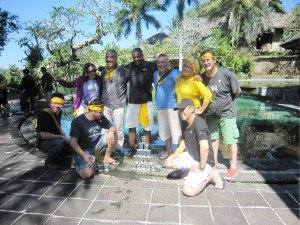 Faronics Corperation, Garden Team Building, Team Building, Fun Games, Education Games, Olympic Phase Games, Water Pyramid Games, Group Event, Photo Session, Bali