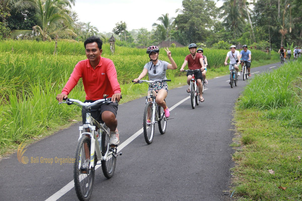 Fondaco, Fondaco International, Group Event, Team Building, Treasure Hunt Game, Games, Fun Games, Education Games, Treasure Hunt with Cycling, Bali
