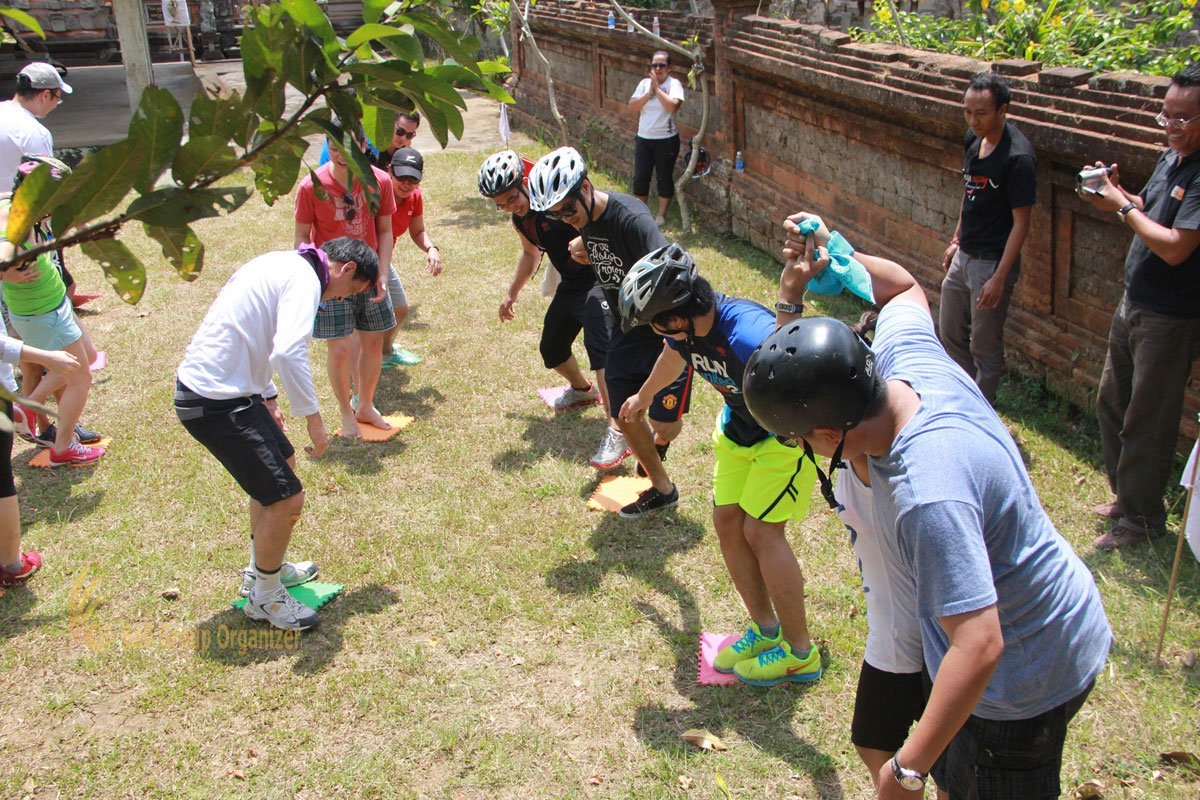 Fondaco, Fondaco International, Group Event, Team Building, Treasure Hunt Game, Games, Fun Games, Education Games, Treasure Hunt with Cycling, Stepping Mat Games,Team Bonding, Bali