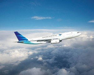 Garuda Indonesia on Sky
