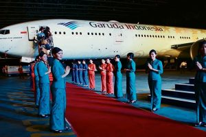 Garuda Indonesia Add Route