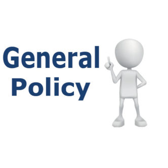 Bali Group Organizer General Policy
