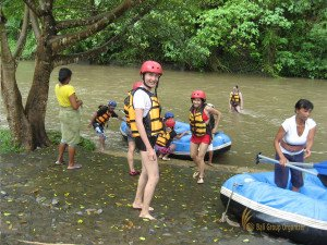 Global Village Trips White Water Rafting