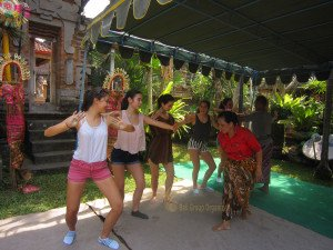 German Swiss International School, Hongkong, Bali Education Trip, Balinese Culture Lesson, Balinese Dance