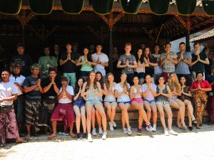 German Swiss International School, Hongkong, Bali Education Trip, Balinese Culture Lesson