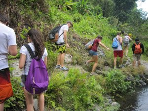 Sambangan Waterfall, Junggle Trekking, Valley Trekking, Swimming, Waterfall, Bali, Singaraja