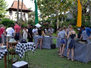 Bali Education Trip, Cooking Lesson, Balinese Food, Chef, Cooking, Dinner