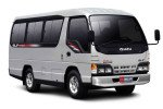 bali, transportation, service, bali transport services, isuzu elf, van