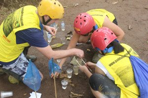 Medtronic, Treasure Hunt, ATV Riding, Team Building, Water Pyramid Game