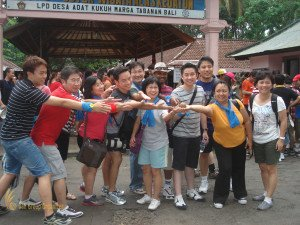 PT National Starch, Clue Breaker, Bali Treasure Hunt, Games, Team Building