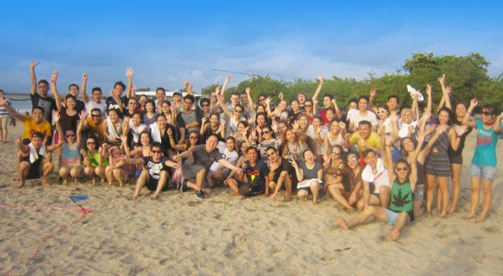 NetCcentric – Bali Incentive Trip Programs