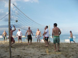 Philthy Group, Beach Volleyball ,