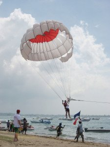 Philthy Group, Parasailaing