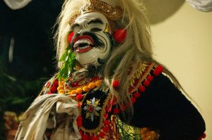 Sidakarya Dance Smile
