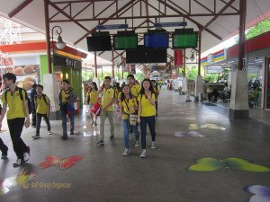 Stamford International School Bandung, Bali Education Trip, Group Event, Student, Arrival Gate, Bali