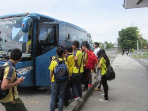 Stamford International School Bandung, Logo, School Logo, Bali Education Trip, Group Event, Student, Arrival Gate, Bus, Bali