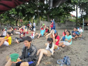 Stamford International School Bandung, Bali Education Trip, Group Event, Bali Beach Team Building, Save Holy Water Games, Olympic Phase Games, Games, Fun Games, Education Games, Student, Bali