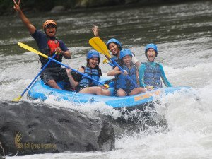Stamford International School Bandung, Bali Education Trip, Rafting Adventure, Adventure, Ayung River, Ayung Rafting, Student, Bali