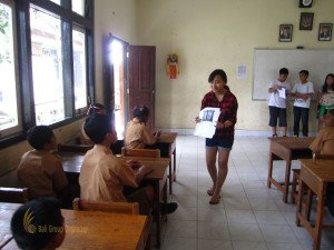 Stamford International School Bandung, Bali Education Trip, Group Event, Exchange Student, School Visit, Student, Bali