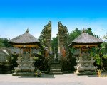 tampak, siring, temple, entrance, gate