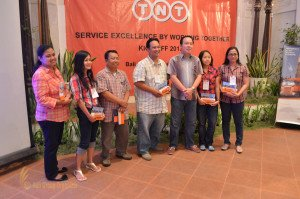 TNT Express Indonesia, Group Photo, TNT, Event, 2013, Bali